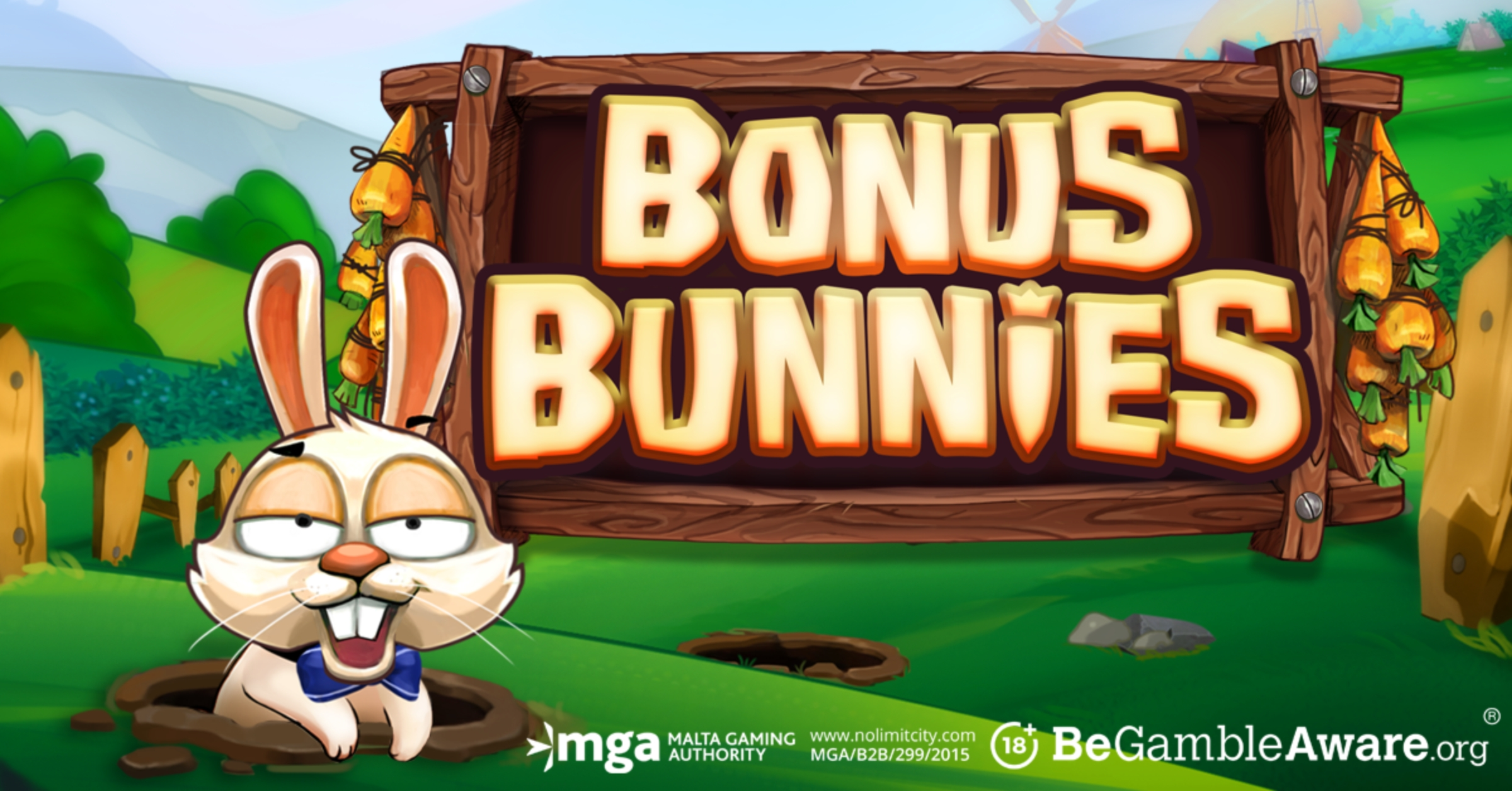 The Bonus Bunnies Online Slot Demo Game by Nolimit City