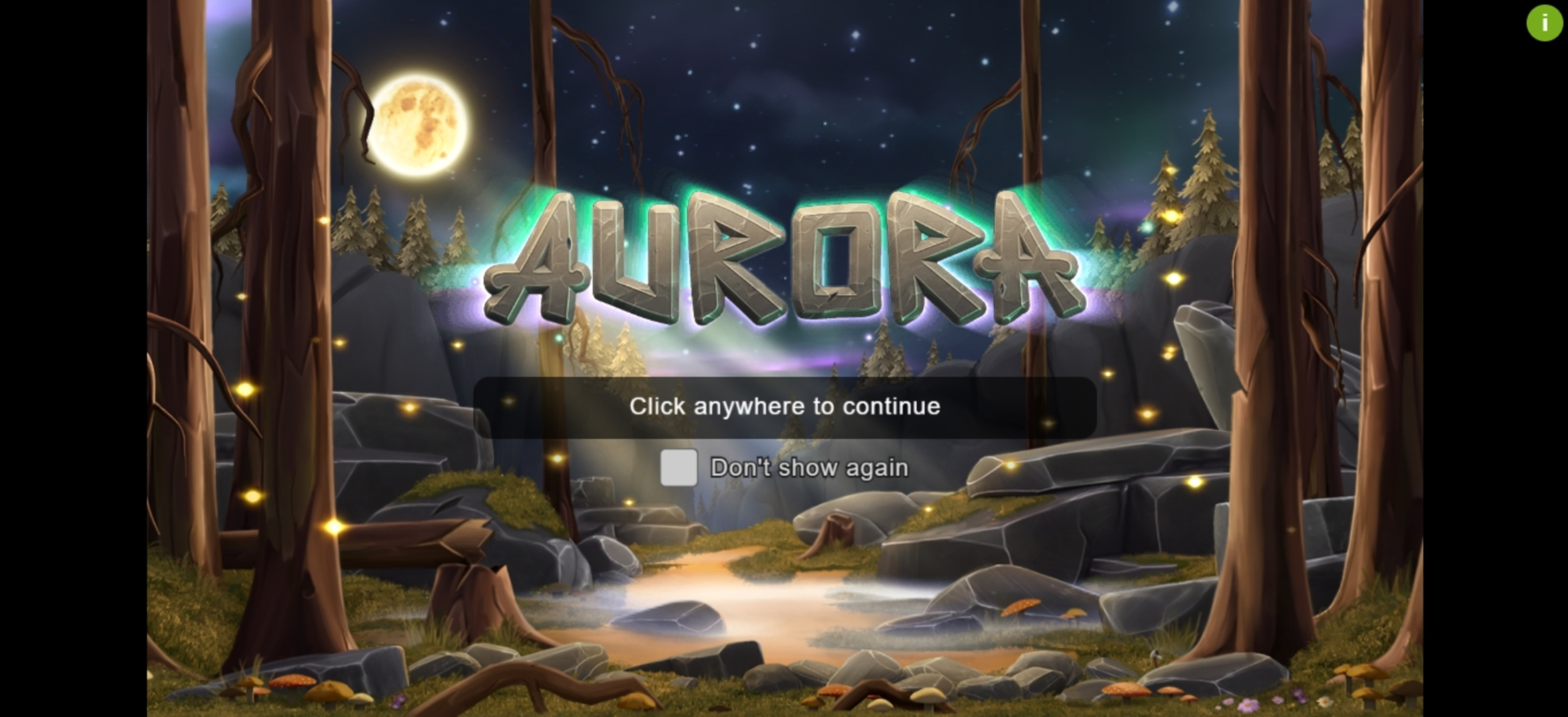 Play Aurora (Northern Lights Gaming) Free Casino Slot Game by Northern Lights Gaming