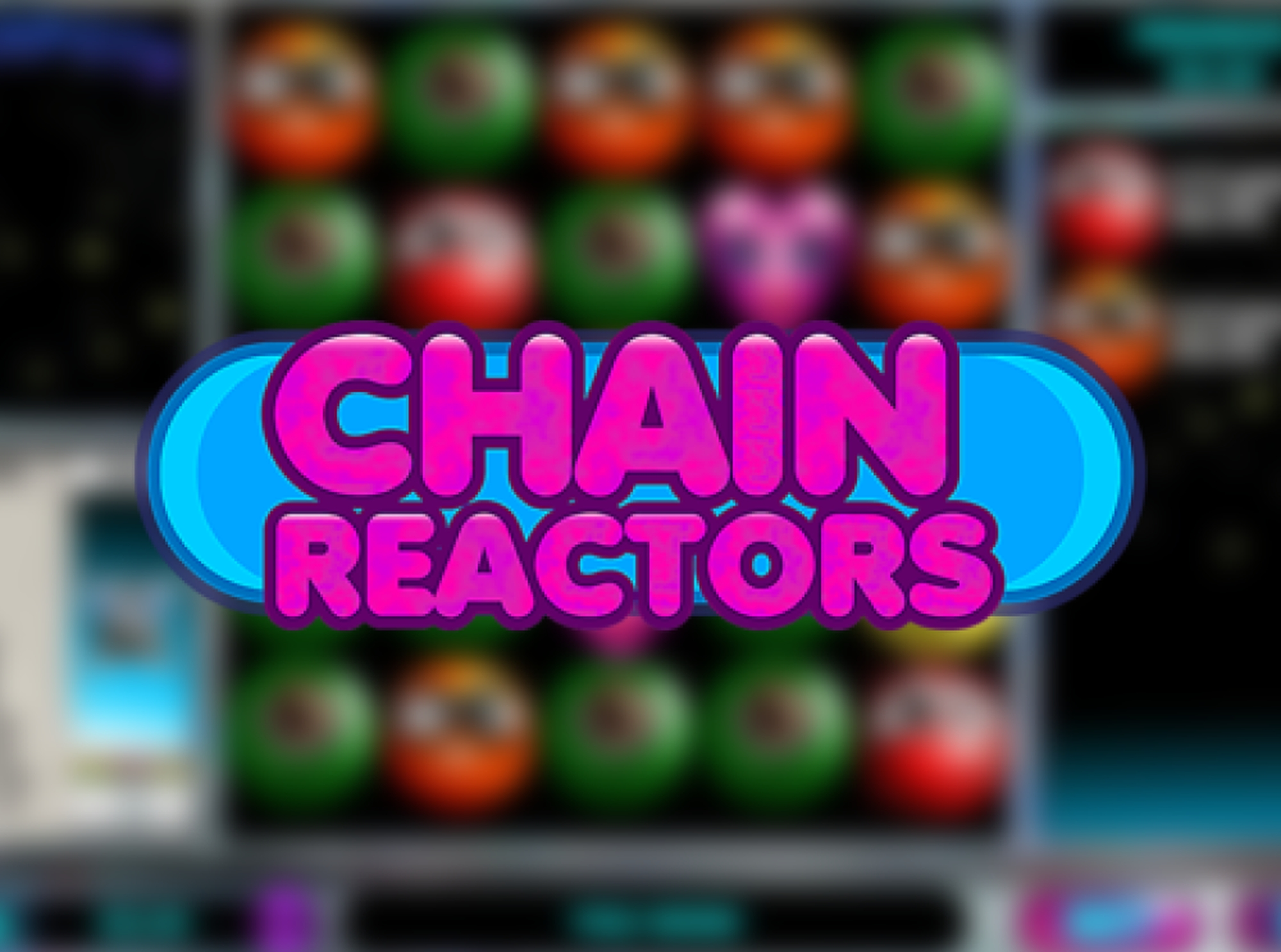 The Chain Reactors 100 Online Slot Demo Game by OpenBet
