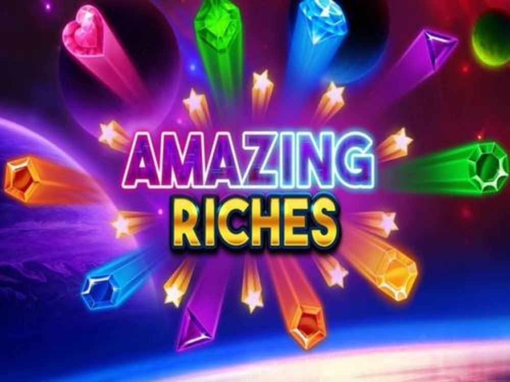The Amazing Riches Online Slot Demo Game by PariPlay