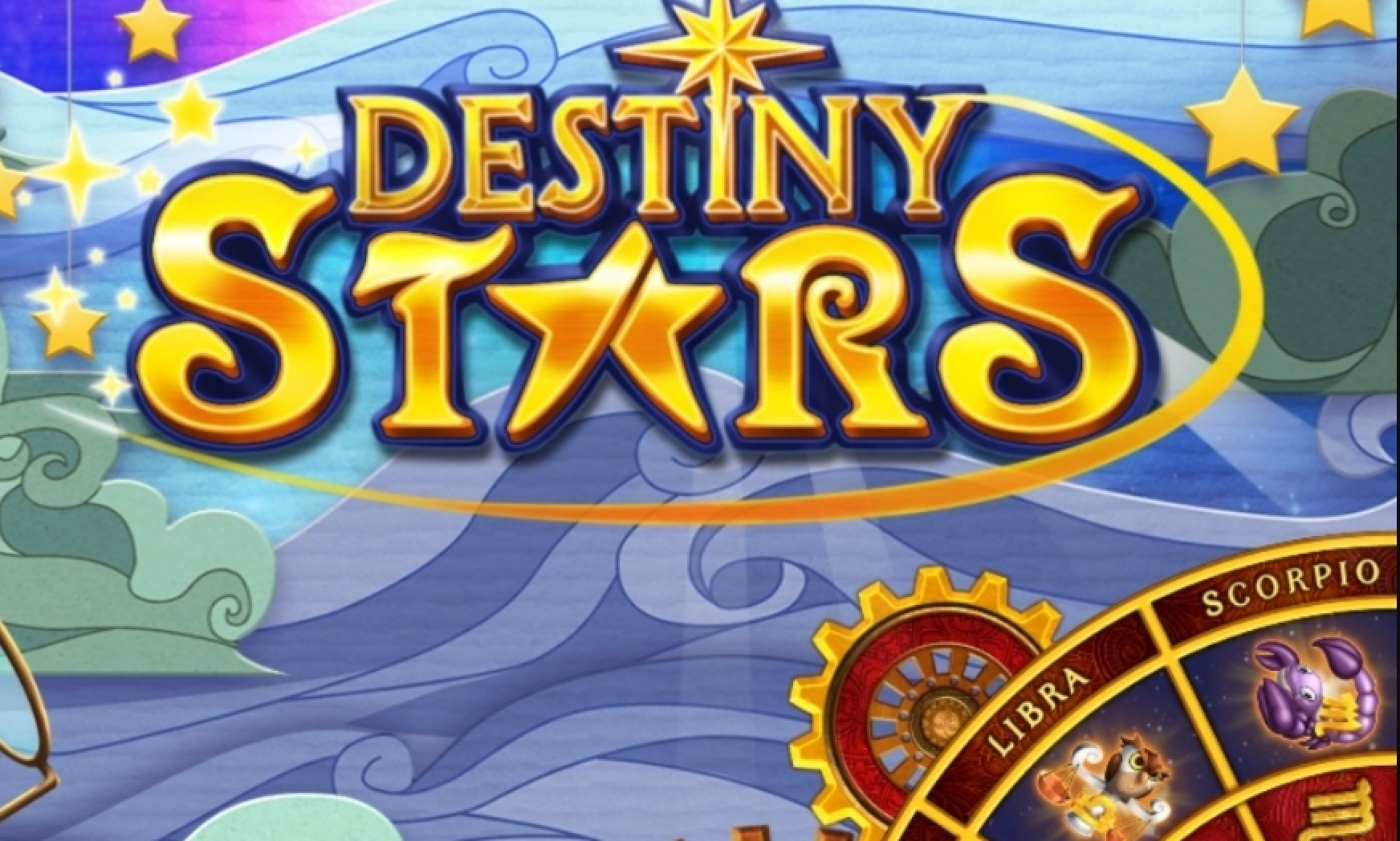 The Destiny Stars Online Slot Demo Game by PariPlay