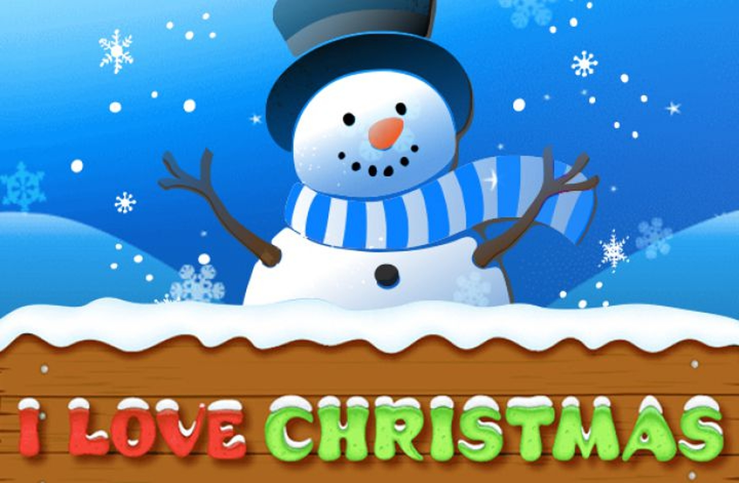 The I Love Christmas Online Slot Demo Game by PariPlay