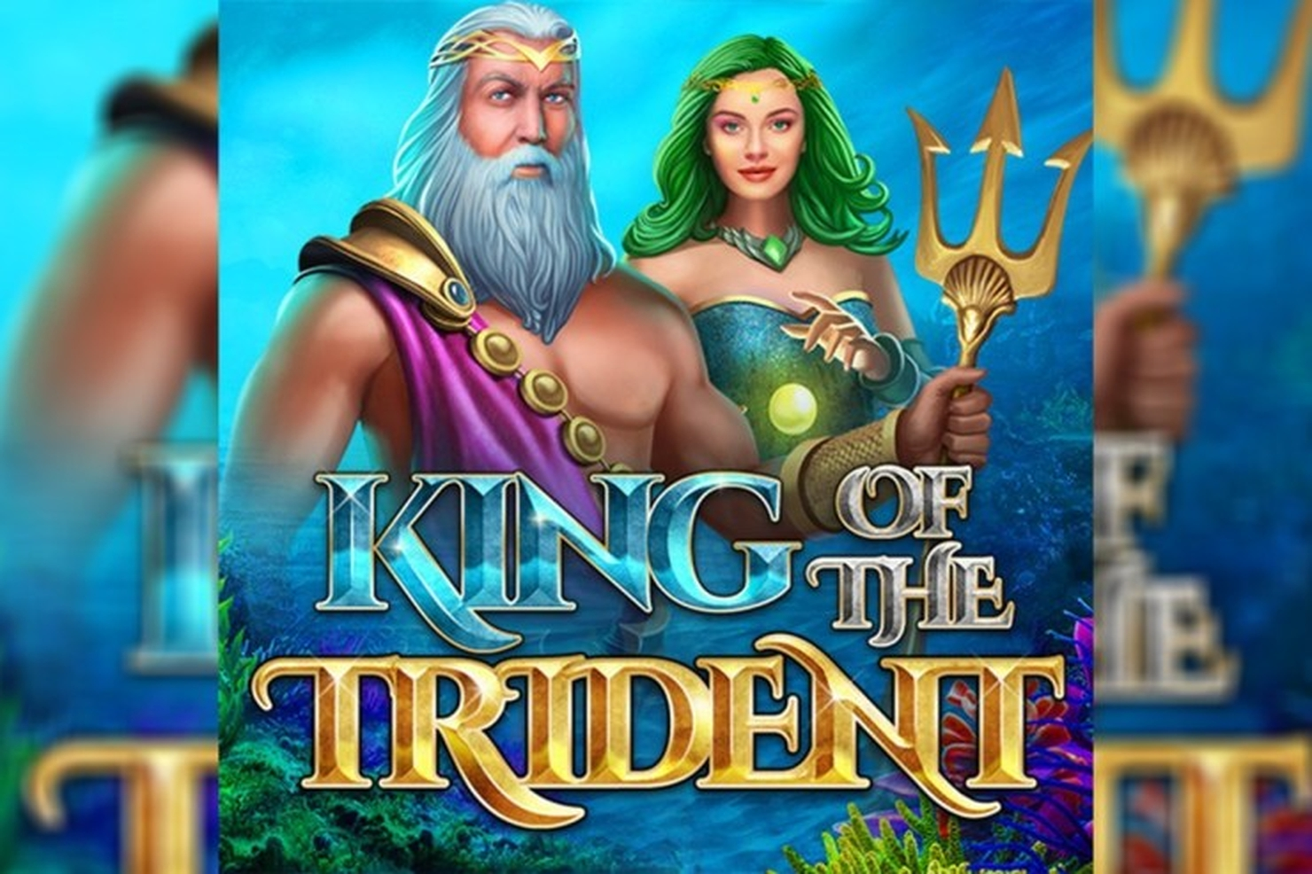 The King of the Trident Online Slot Demo Game by PariPlay