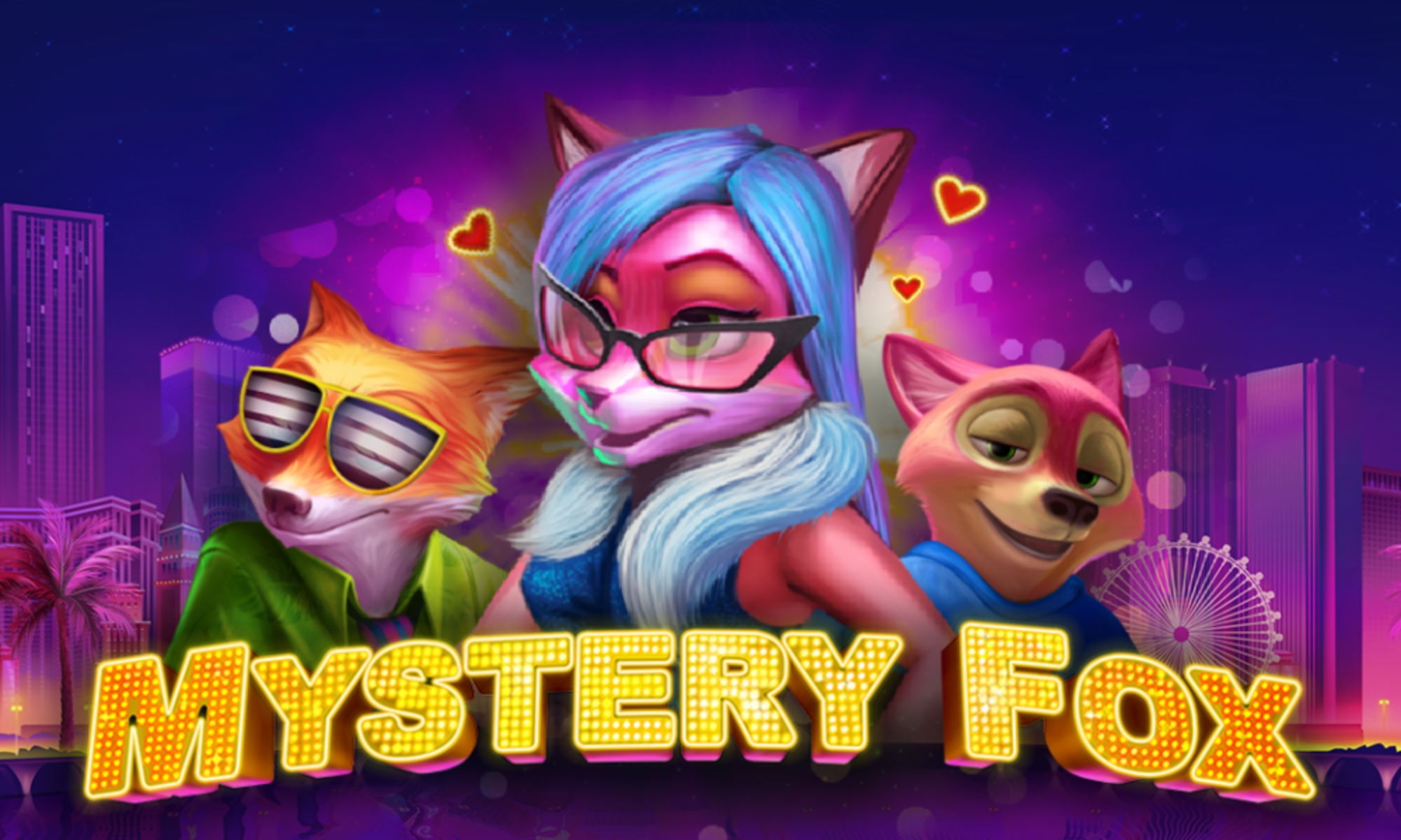 The Mystery Fox Online Slot Demo Game by PariPlay