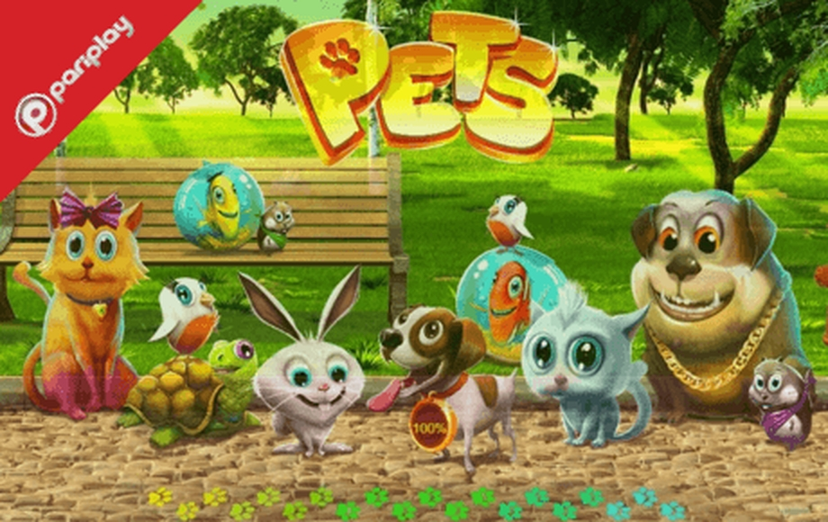 The Pets (96% version) Online Slot Demo Game by PariPlay