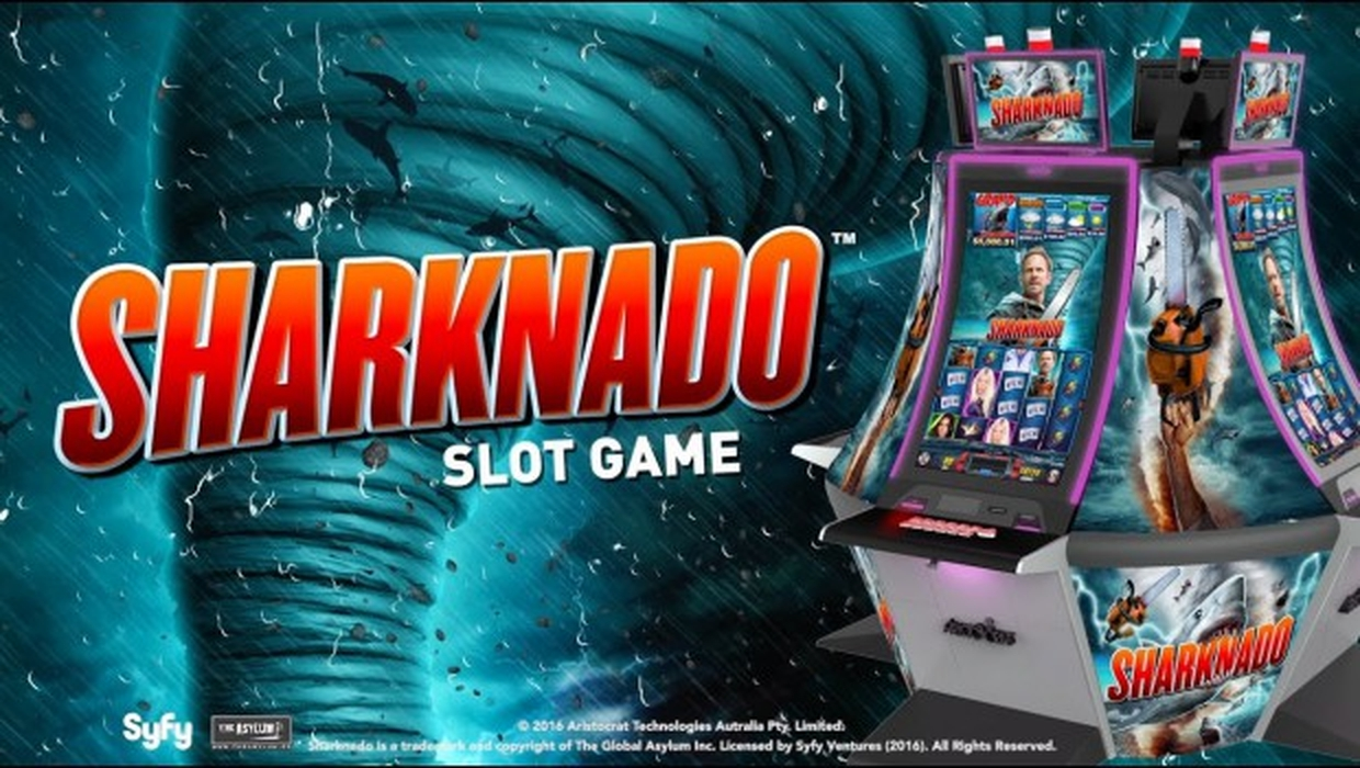 The Sharknado Online Slot Demo Game by PariPlay