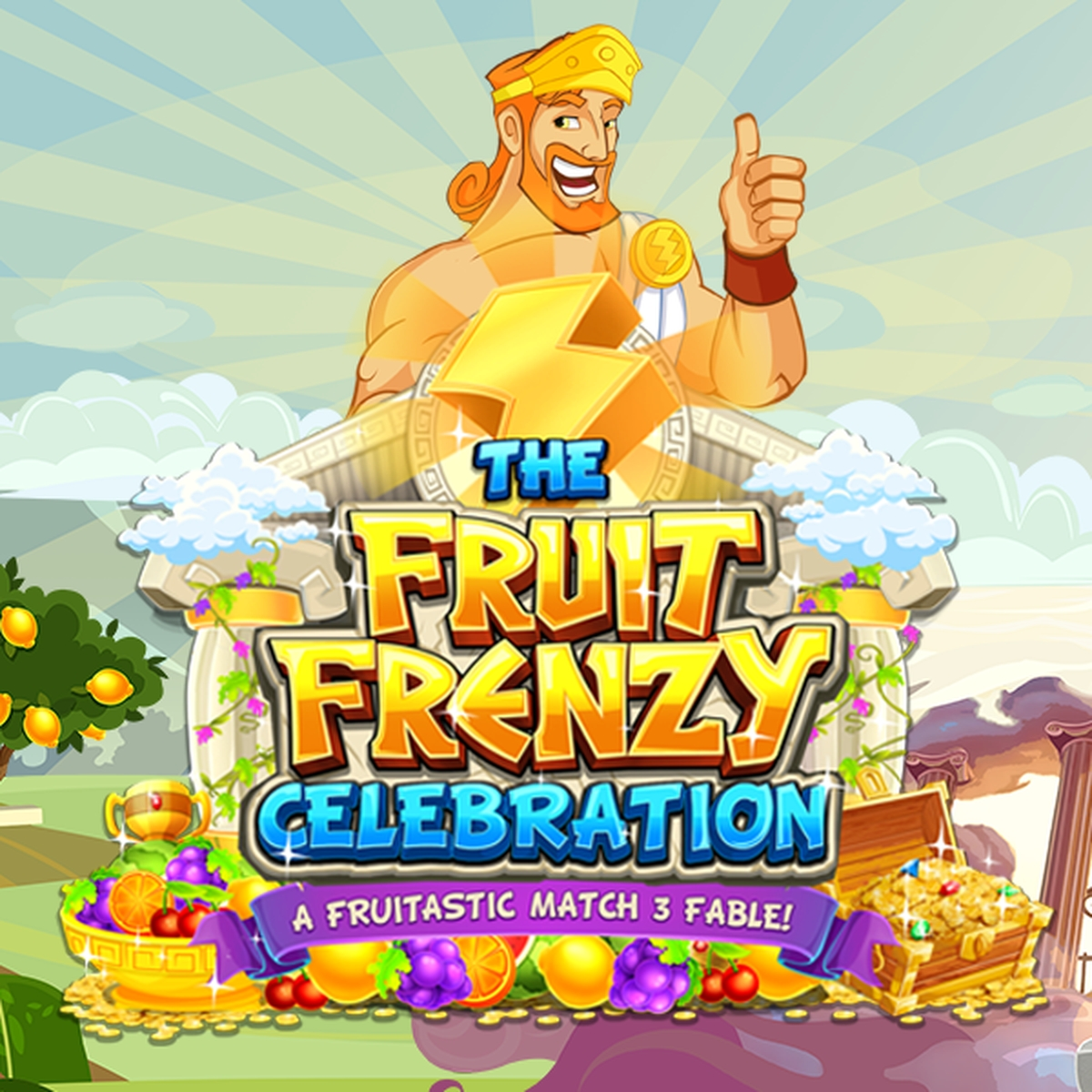 The The Fruit Frenzy Celebration Online Slot Demo Game by PariPlay