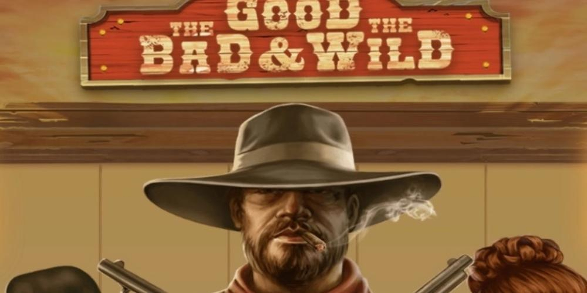 The The Good The Bad And The Wild Online Slot Demo Game by PariPlay