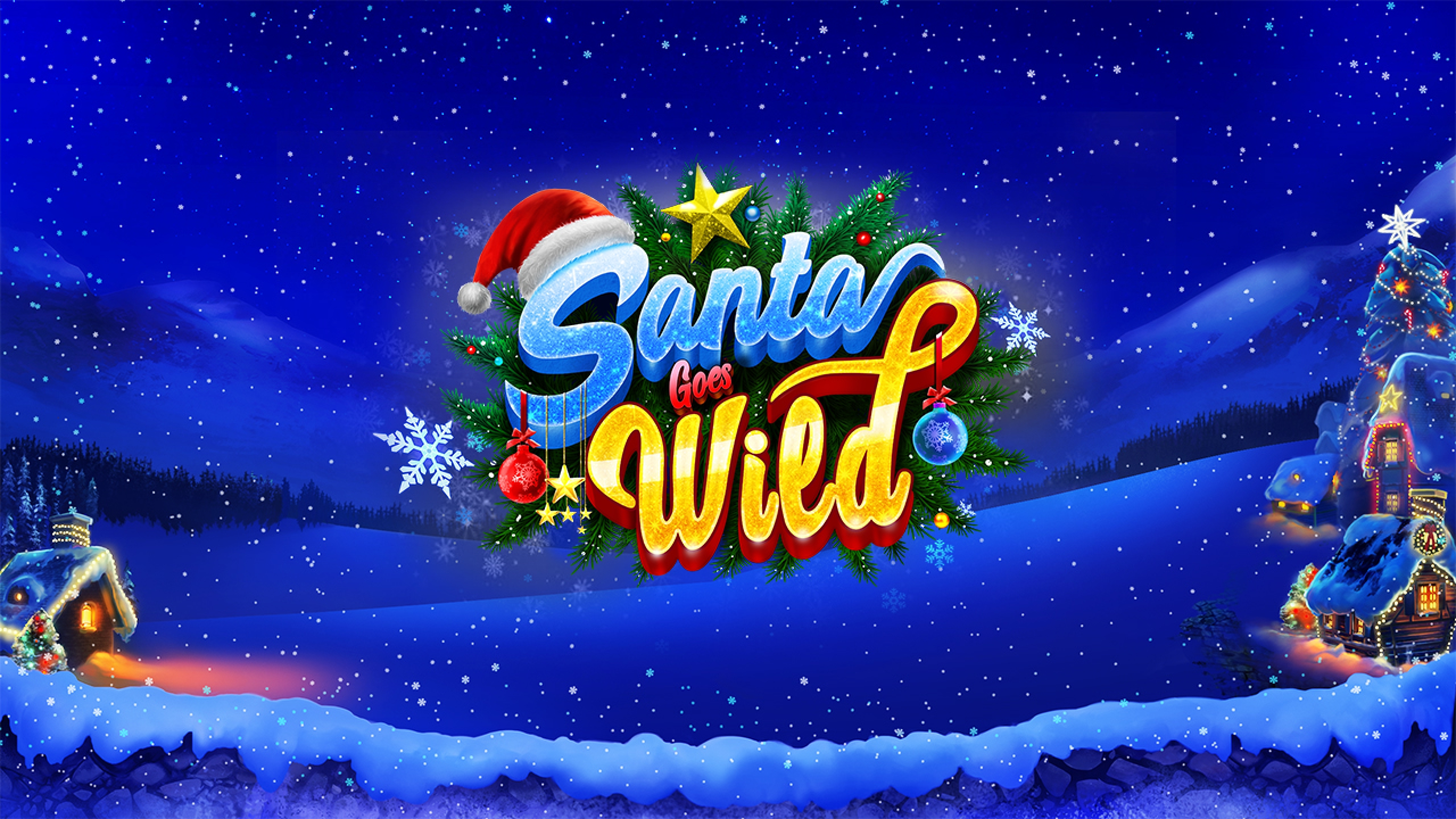 The Santa Goes Wild Online Slot Demo Game by Plank Gaming