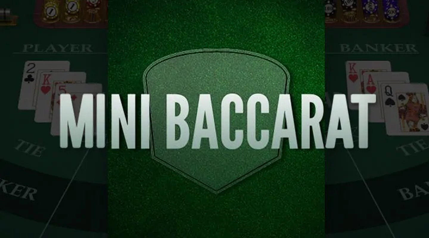 The Mini Baccarat (Play'n Go) Online Slot Demo Game by Playn GO