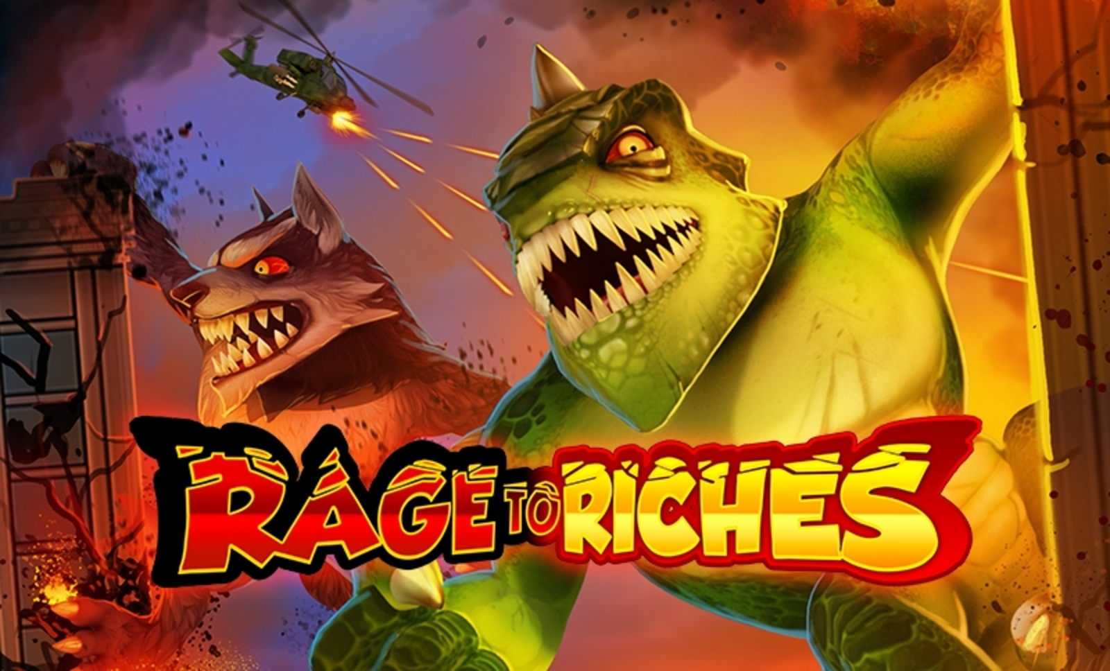 The Rage to Riches Online Slot Demo Game by Playn GO