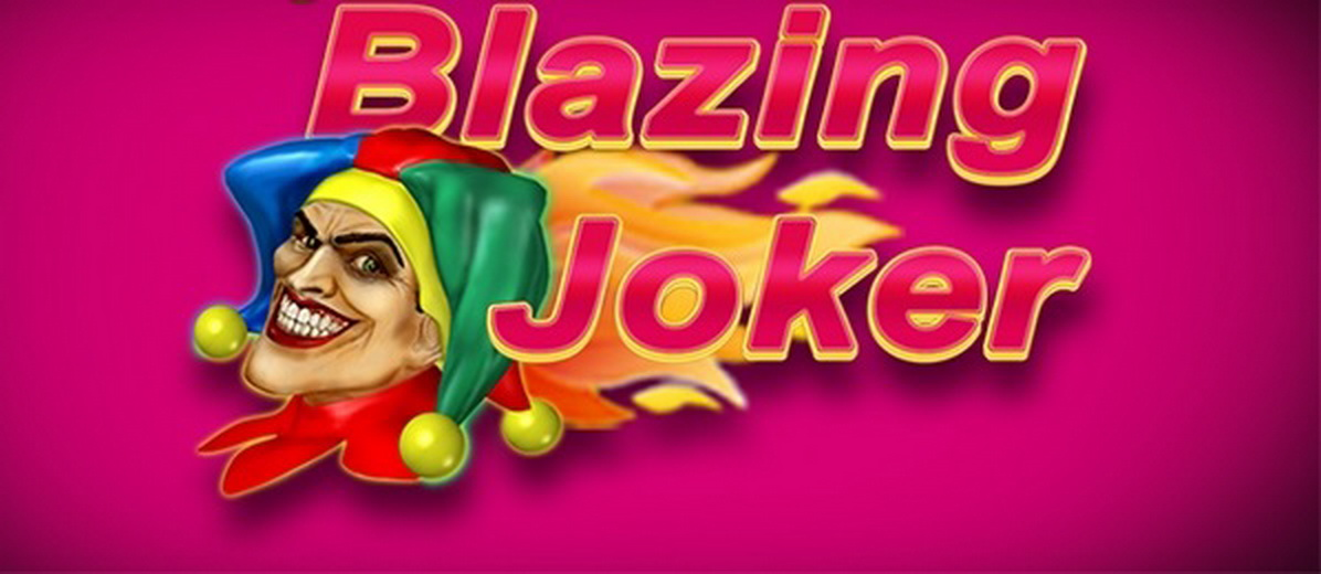 The Blazing Joker Online Slot Demo Game by Noble Gaming