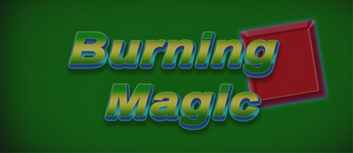 The Burning Magic Online Slot Demo Game by Noble Gaming