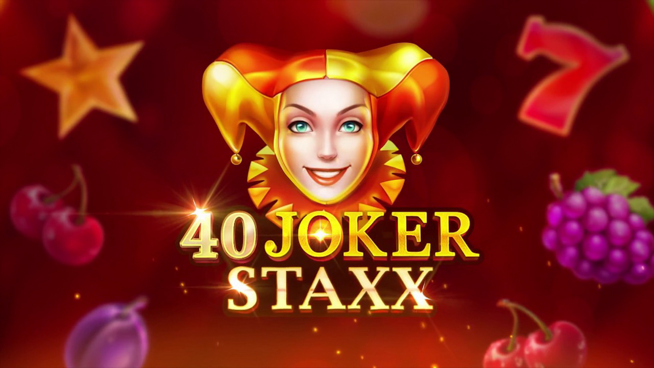 The 40 Joker Staxx: 40 lines Online Slot Demo Game by Playson