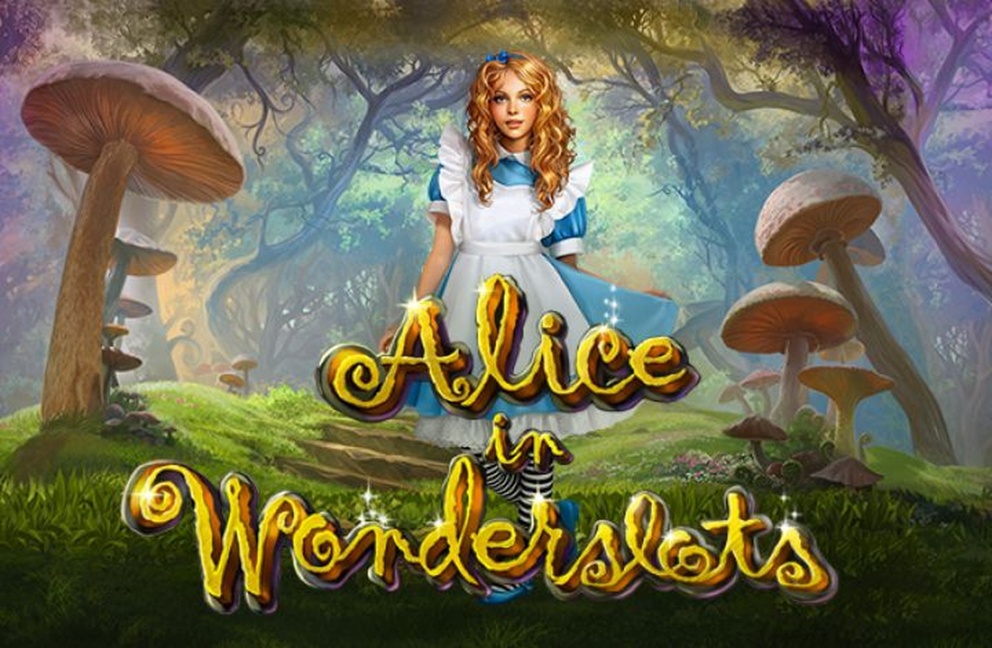 The Alice in Wonderslots Online Slot Demo Game by Playson