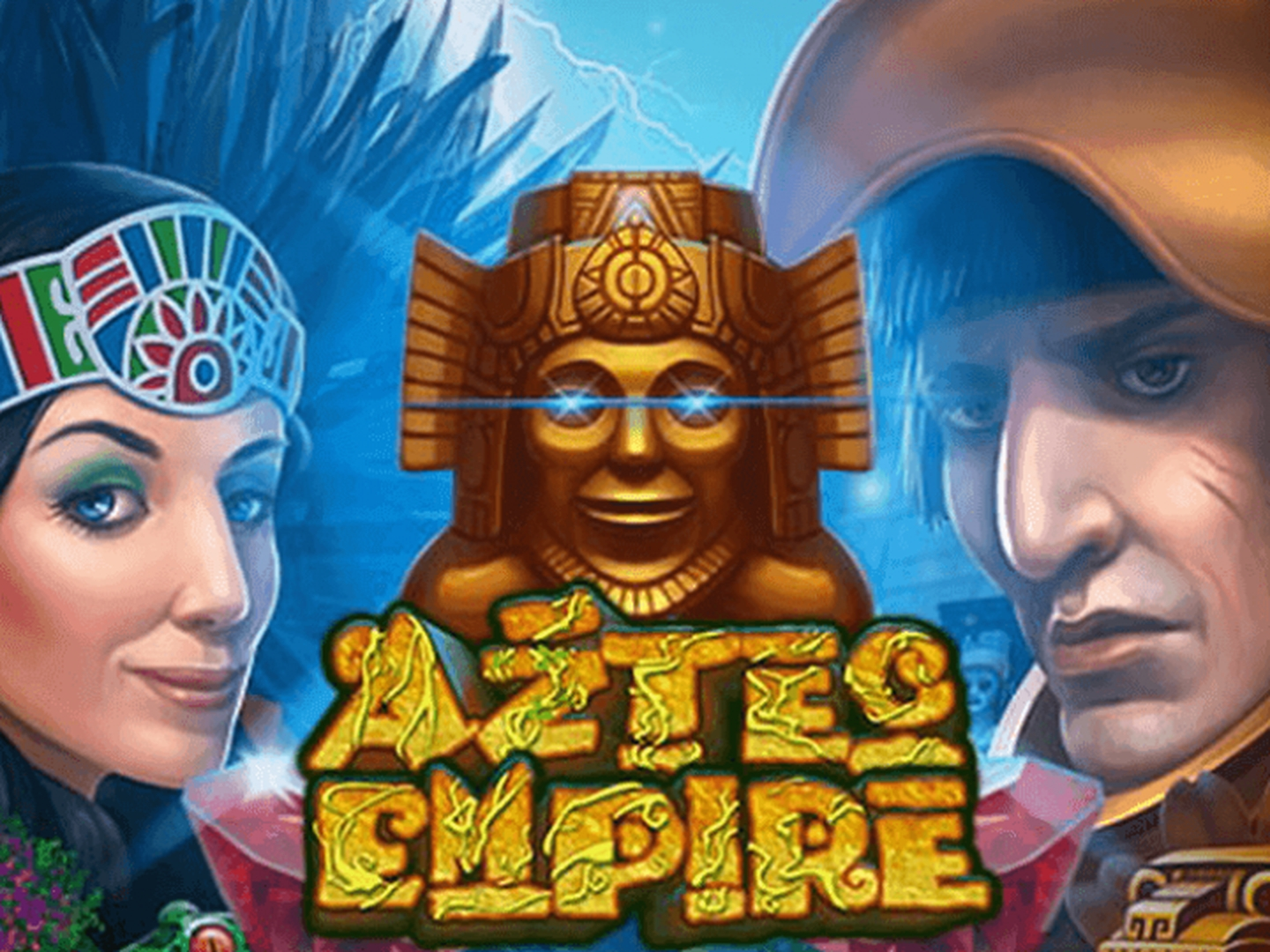 The Aztec Empire Online Slot Demo Game by Playson
