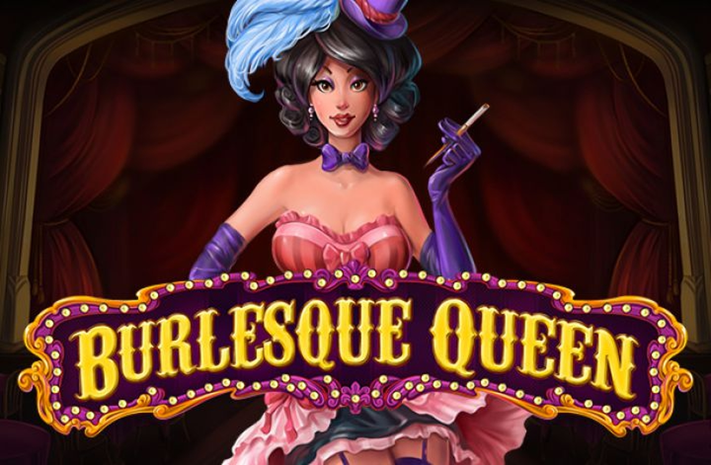 The Burlesque Queen Online Slot Demo Game by Playson