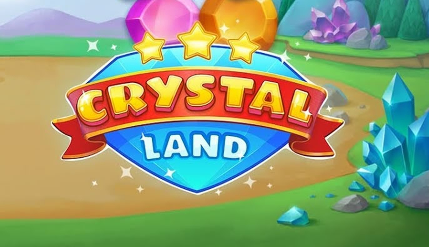 The Crystal Land Online Slot Demo Game by Playson