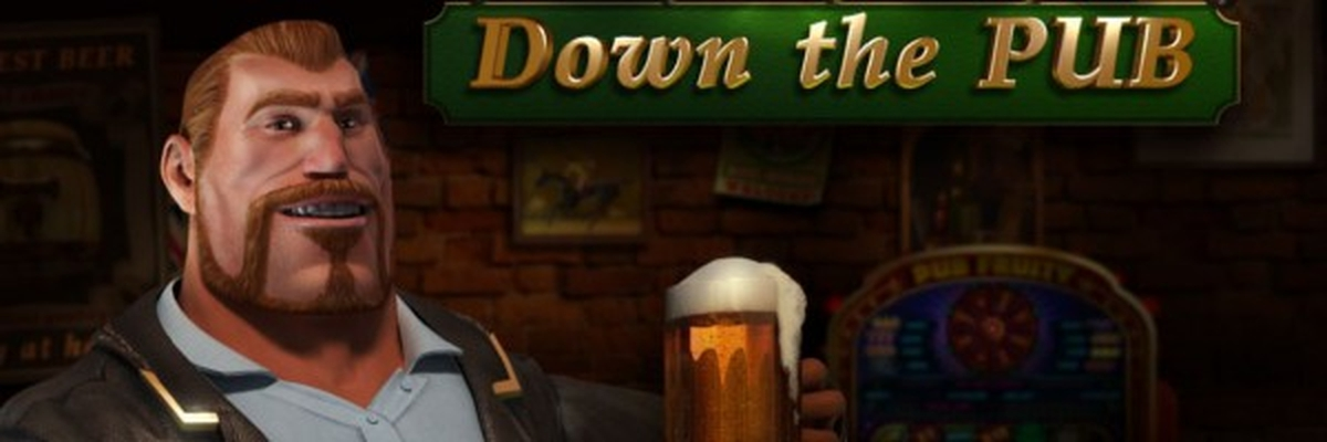 The Down the Pub Online Slot Demo Game by Playson