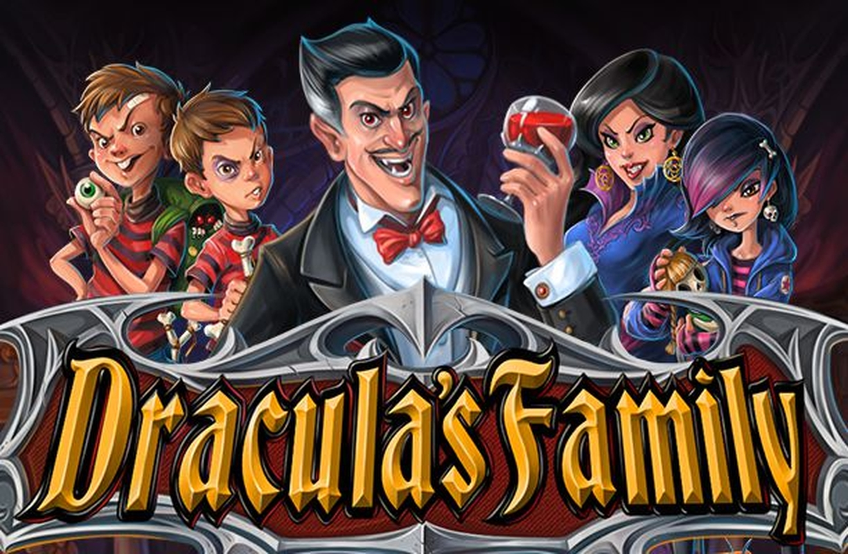 The Dracula's Family Online Slot Demo Game by Playson
