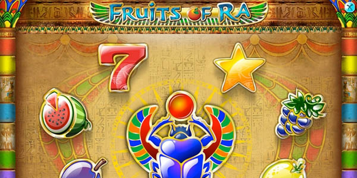 The Fruits Of Ra Online Slot Demo Game by Playson