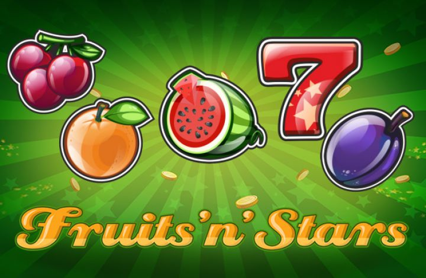 The Fruits and Stars (Playson) Online Slot Demo Game by Playson