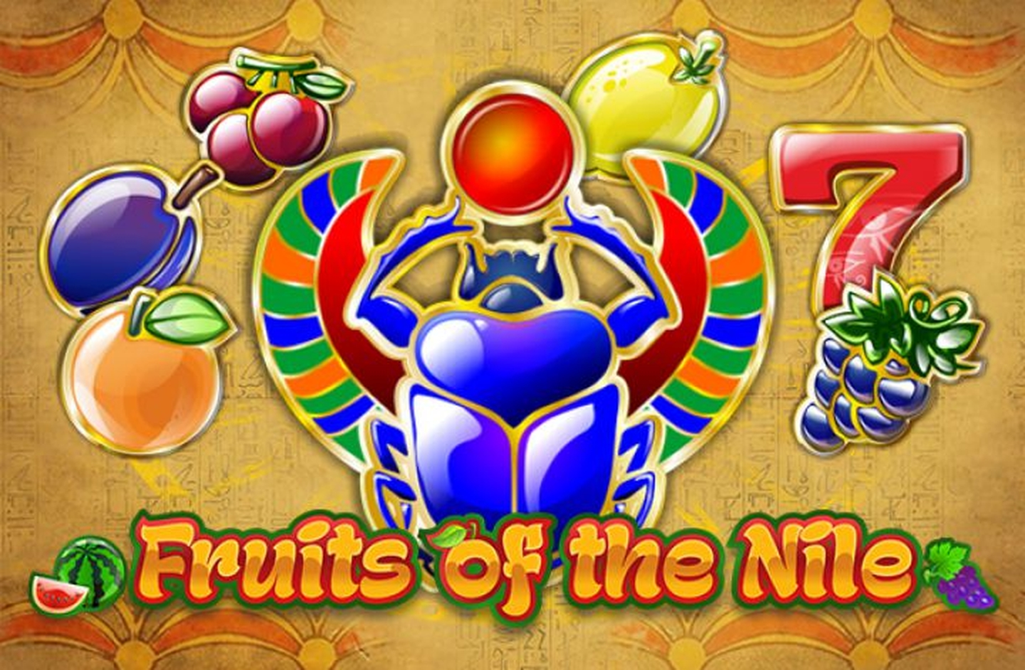 The Fruits of the Nile Online Slot Demo Game by Playson