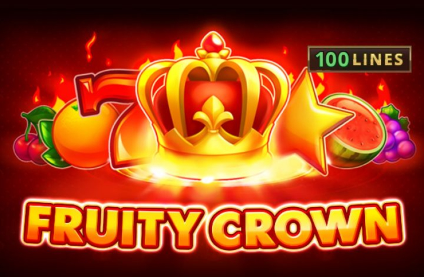 The Fruity Crown Online Slot Demo Game by Playson