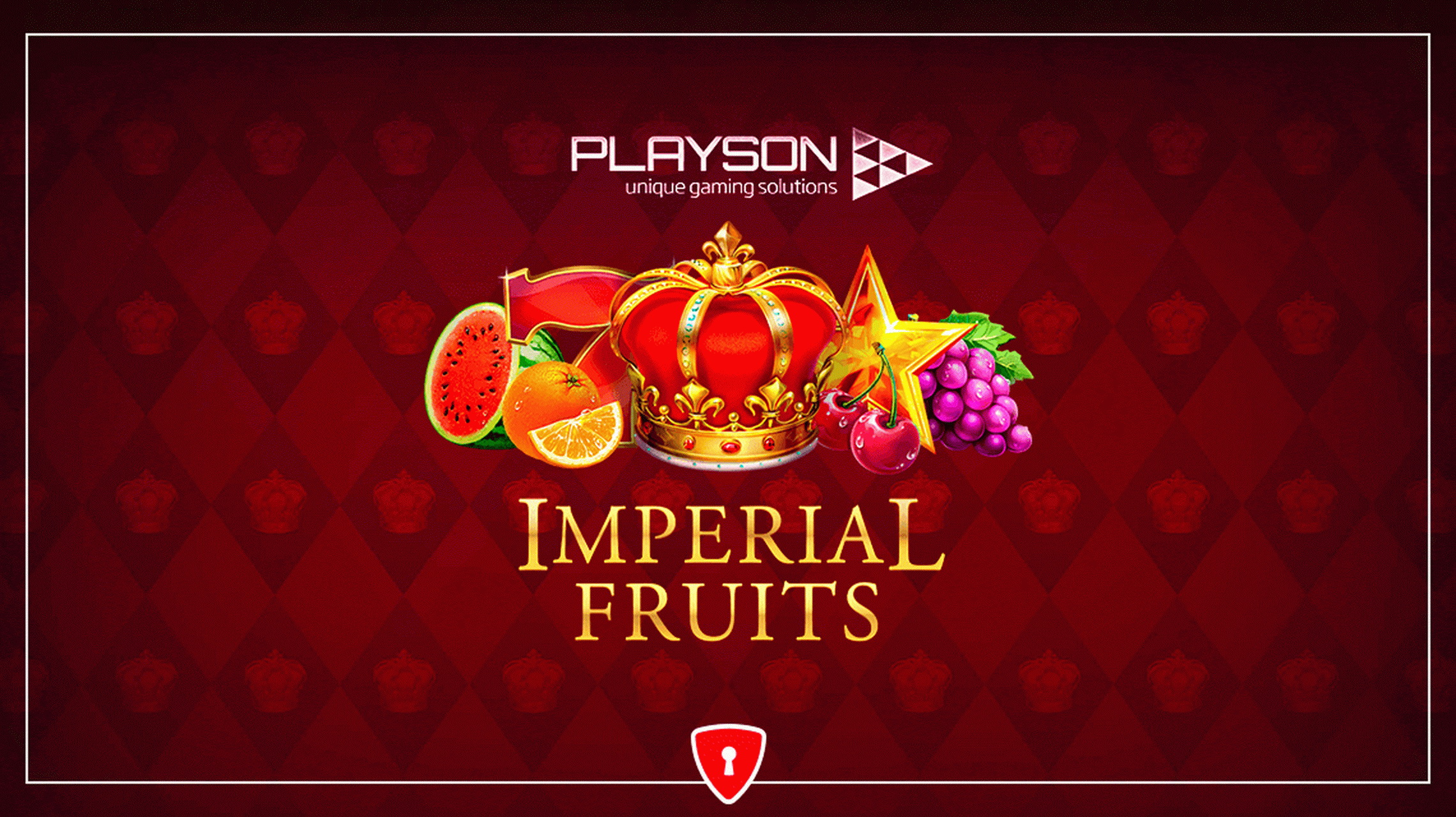 The Imperial Fruits: 5 lines Online Slot Demo Game by Playson