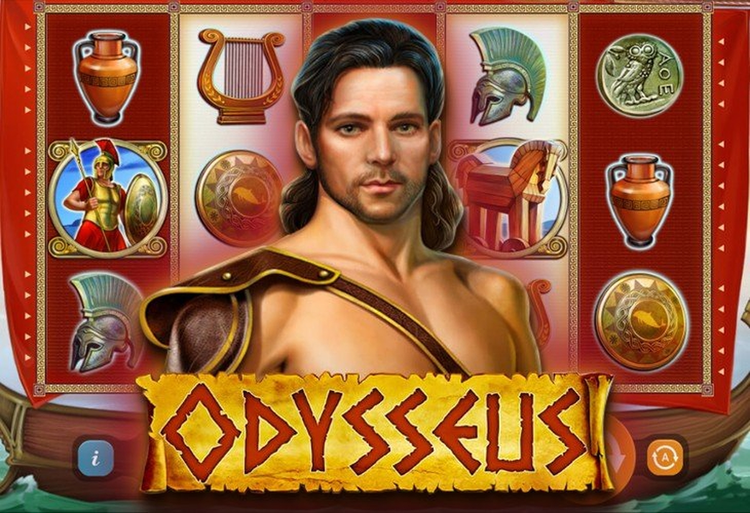 The Odysseus Online Slot Demo Game by Playson