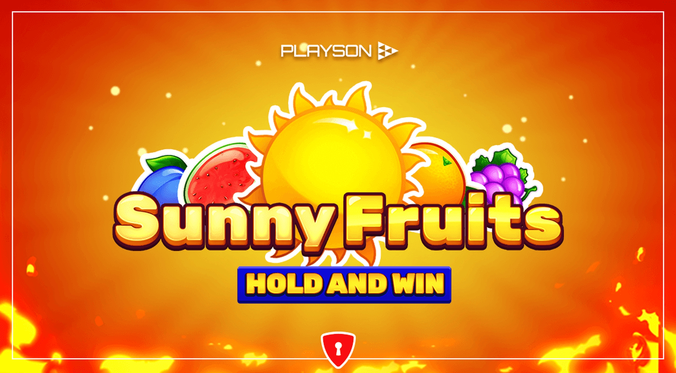 The Sunny Fruits: Hold and Win Online Slot Demo Game by Playson