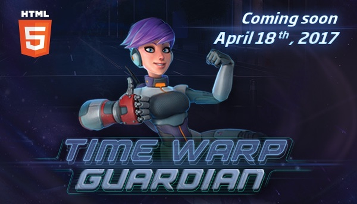 The Time Warp Guardian Online Slot Demo Game by Playson