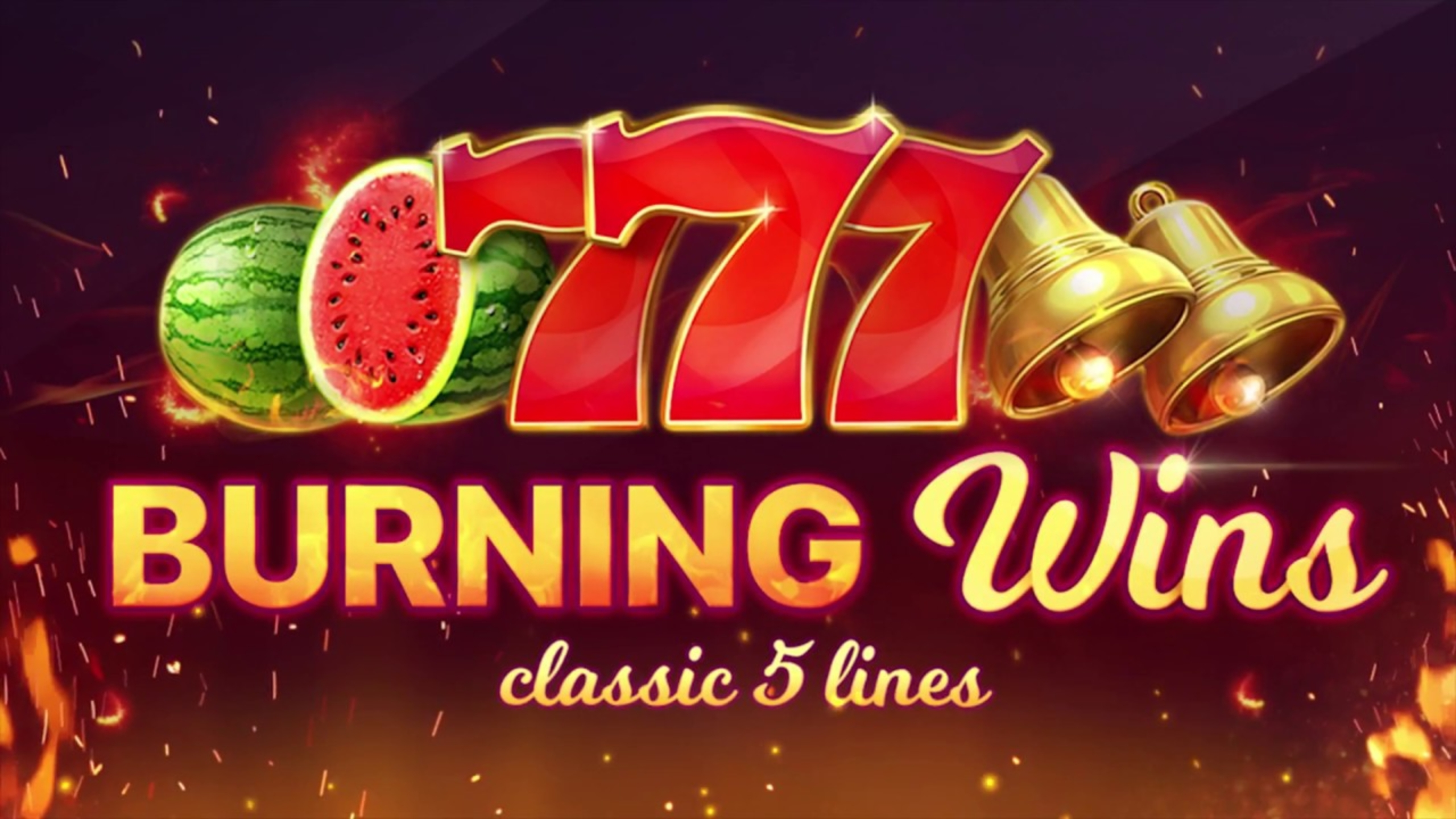 The Wild Burning Wins: 5 lines Online Slot Demo Game by Playson