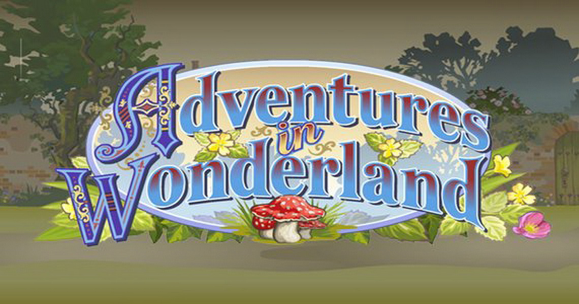 The Adventures In Wonderland Online Slot Demo Game by Playtech