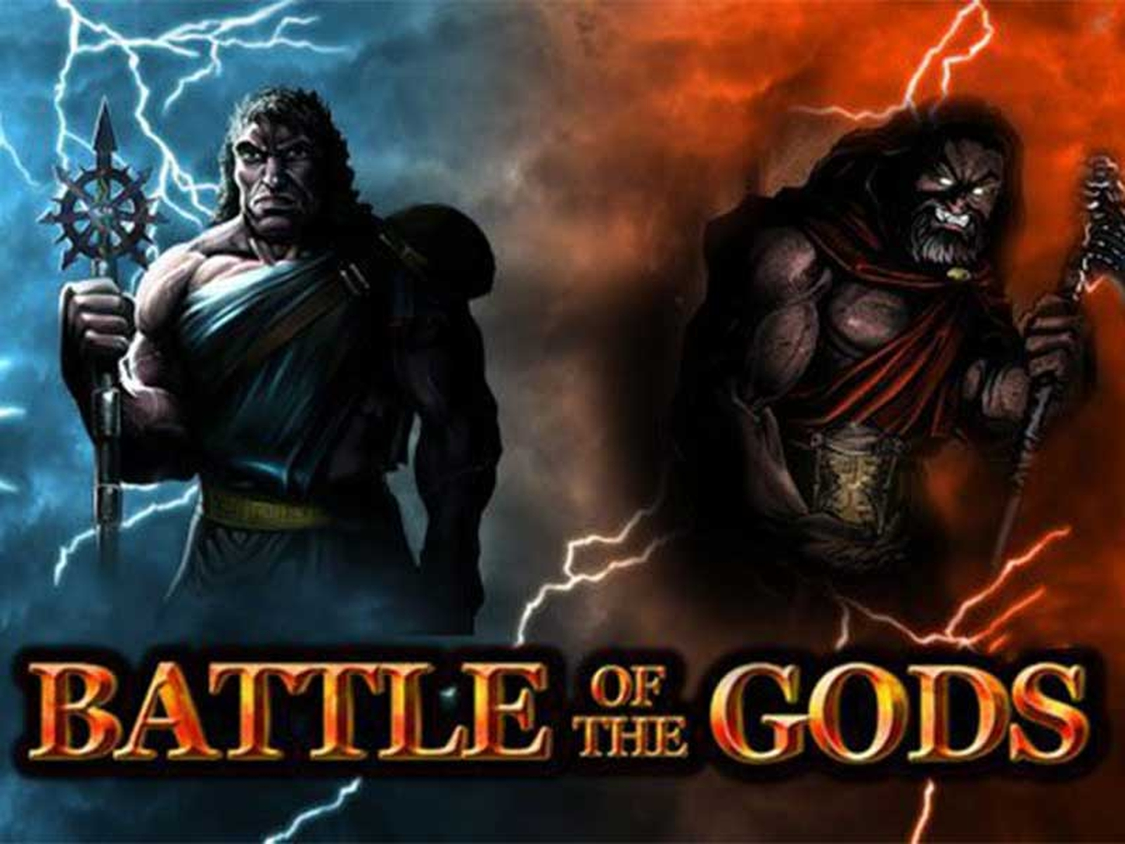 The Battle of the gods Online Slot Demo Game by Playtech