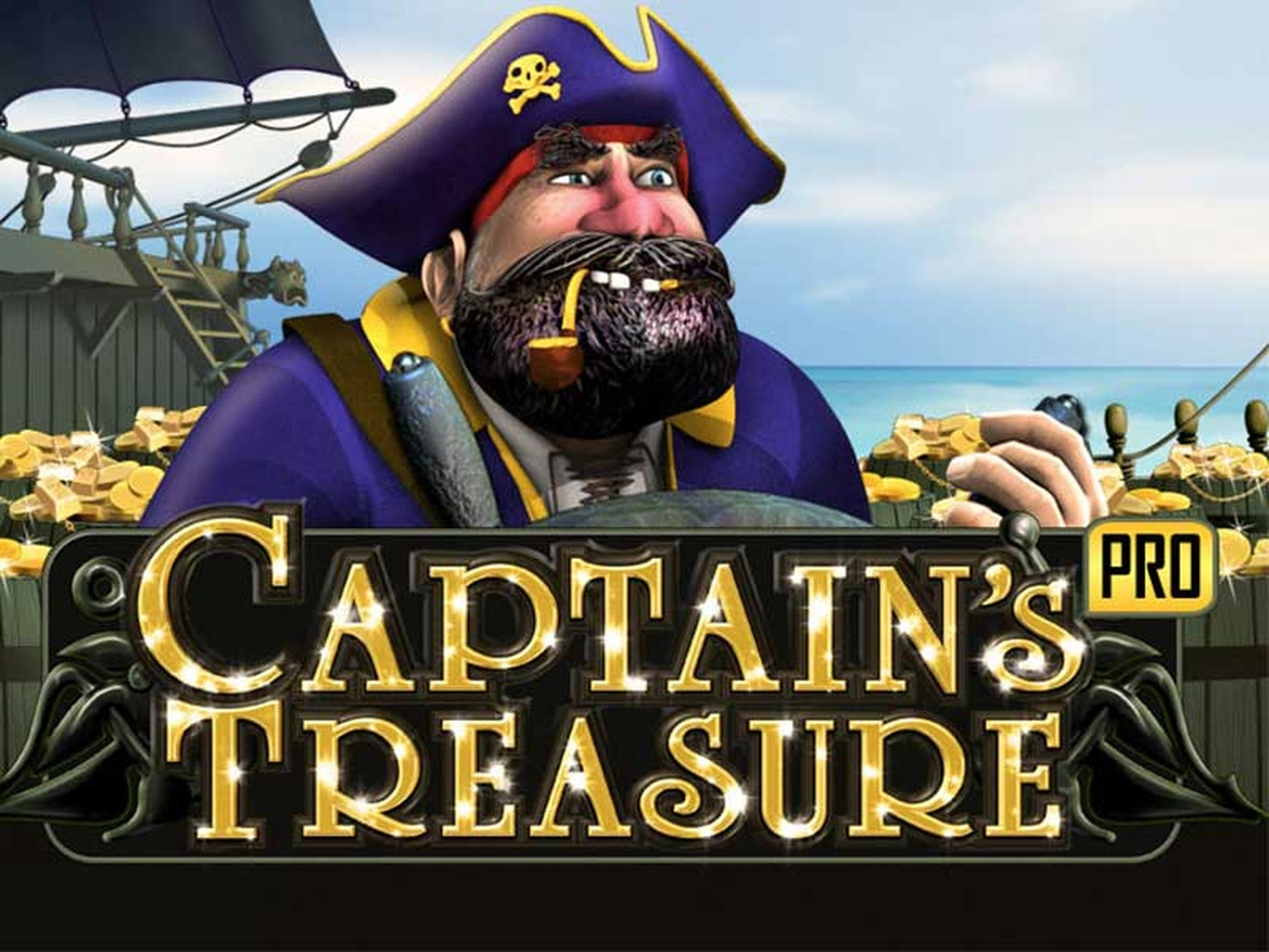 The Captain's Treasure Pro Online Slot Demo Game by Playtech
