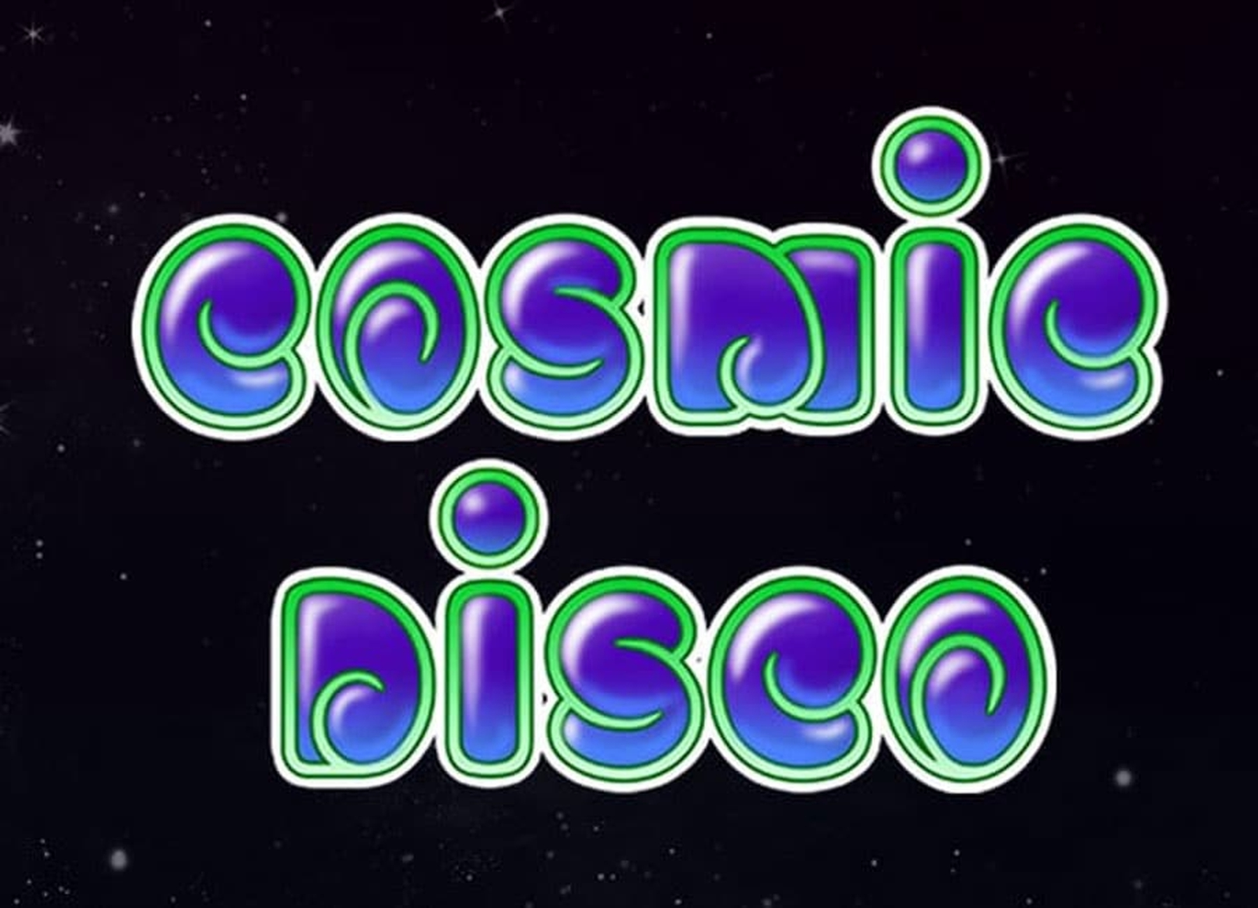 The Cosmic Disco Online Slot Demo Game by Playtech