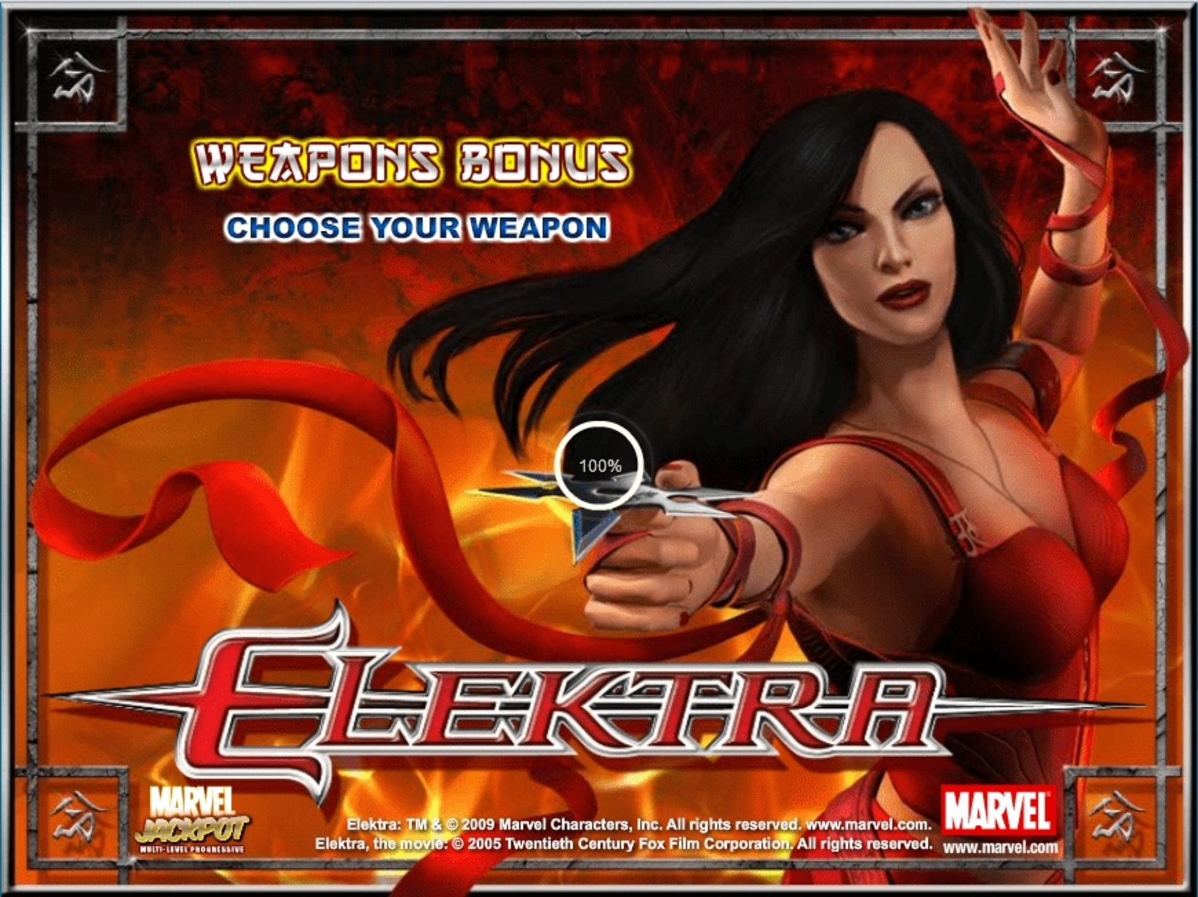 The Elektra Online Slot Demo Game by Playtech