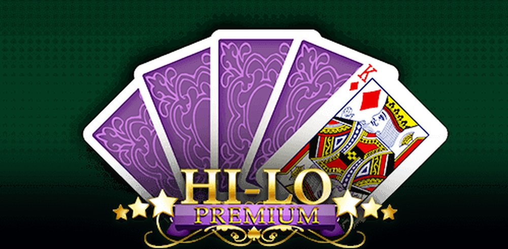 The Hi-Lo Premium Online Slot Demo Game by Playtech
