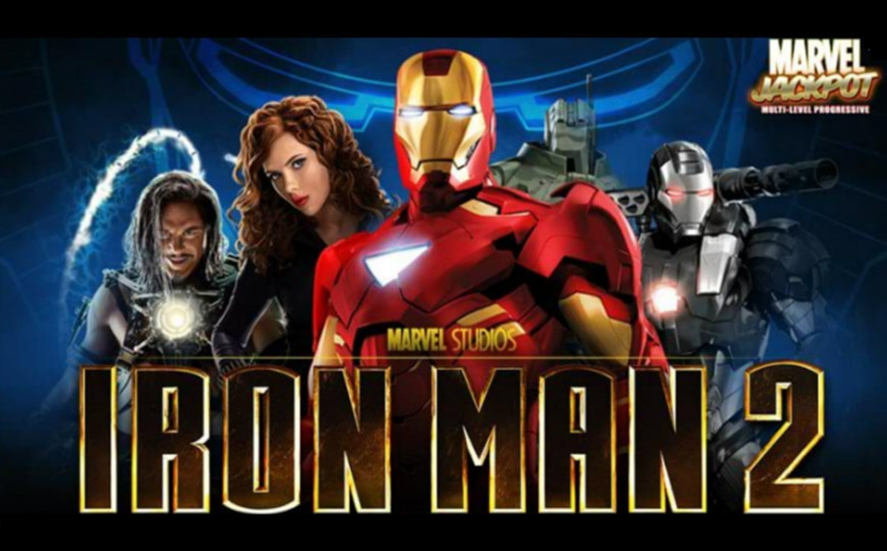 The Iron Man 2 Online Slot Demo Game by Playtech