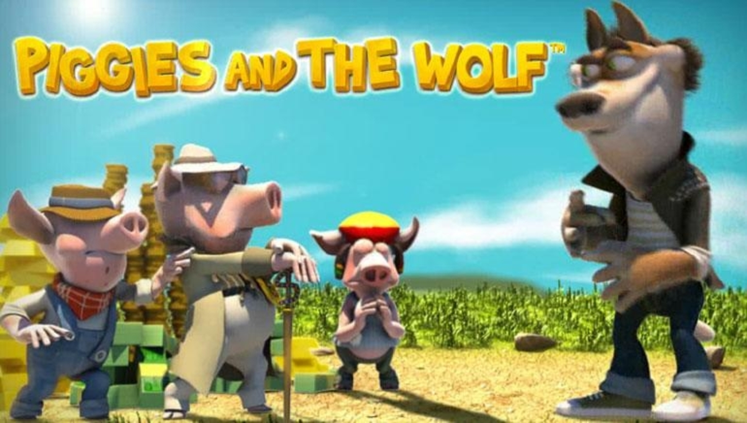 The Piggies and The Wolf Online Slot Demo Game by Playtech
