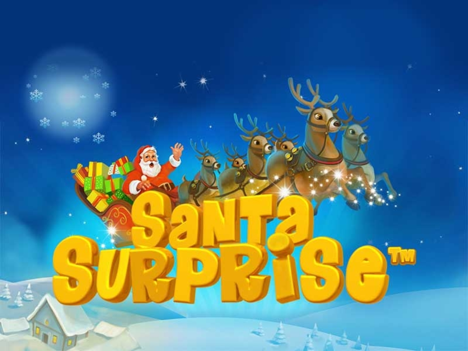 The Santa Surprise (Playtech) Online Slot Demo Game by Playtech
