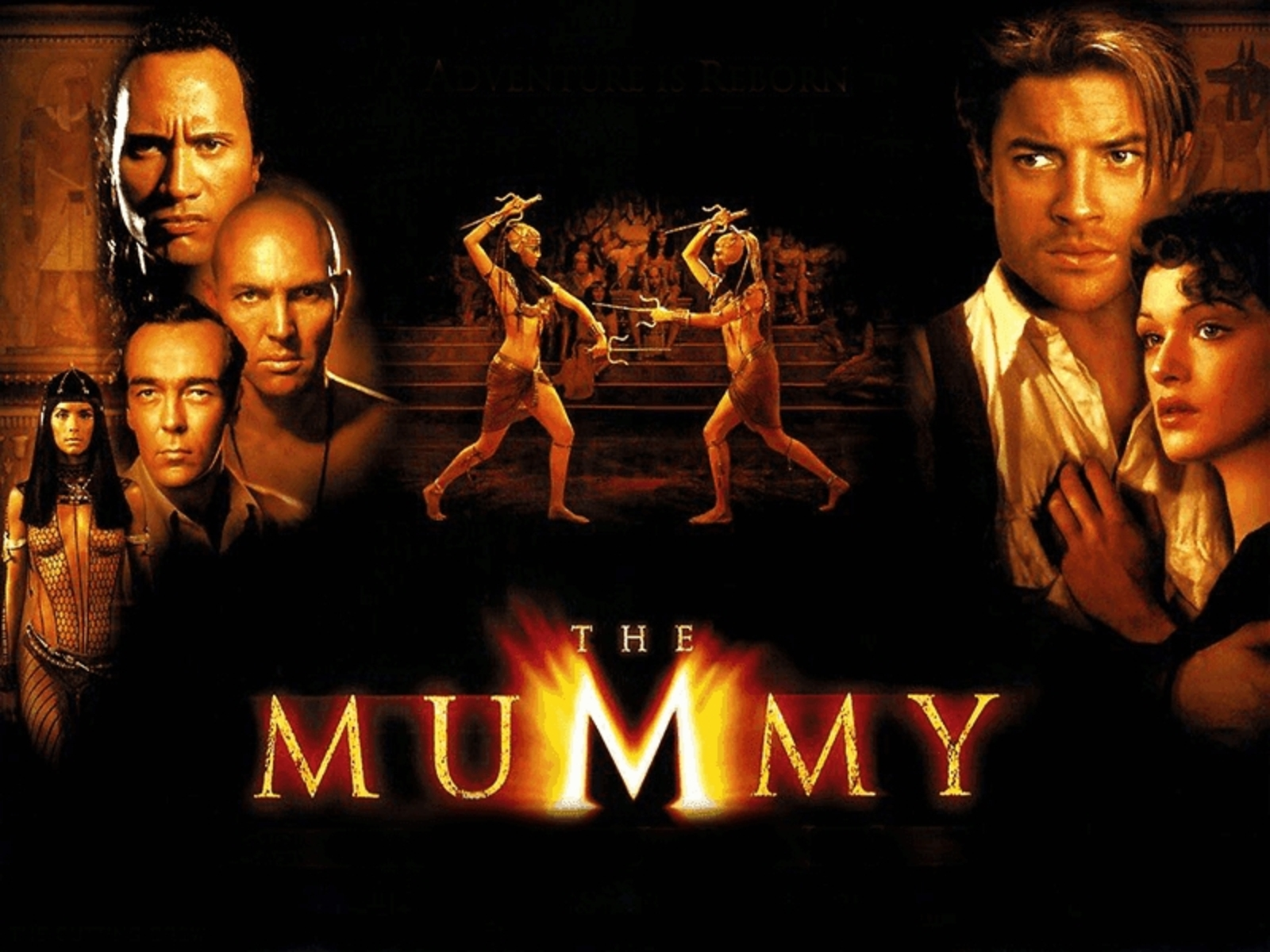 The The Mummy Online Slot Demo Game by Playtech