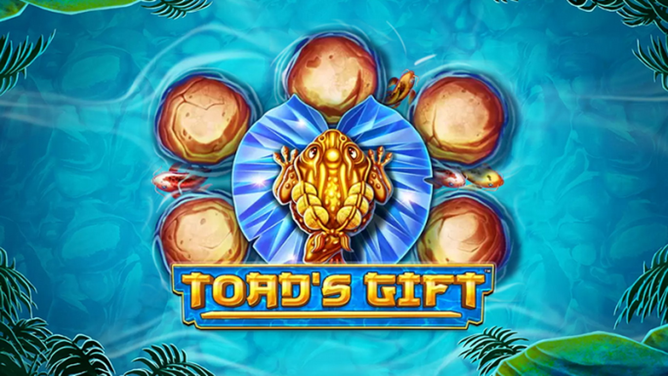 The Toads Gift Online Slot Demo Game by Playtech