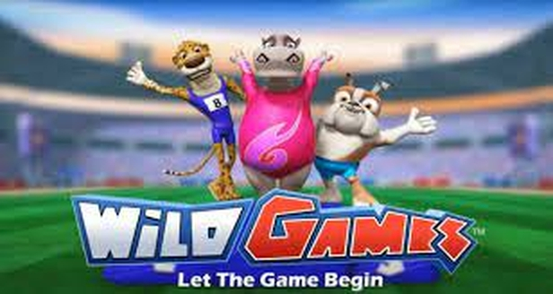 The Wild Games Online Slot Demo Game by Playtech
