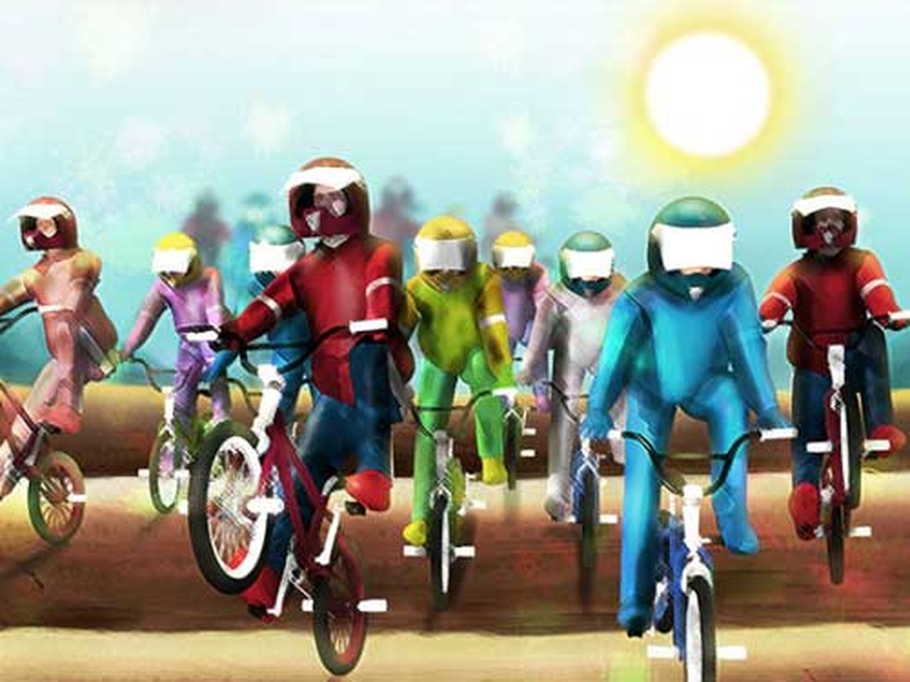 The Bike Mania  Online Slot Demo Game by Portomaso Gaming