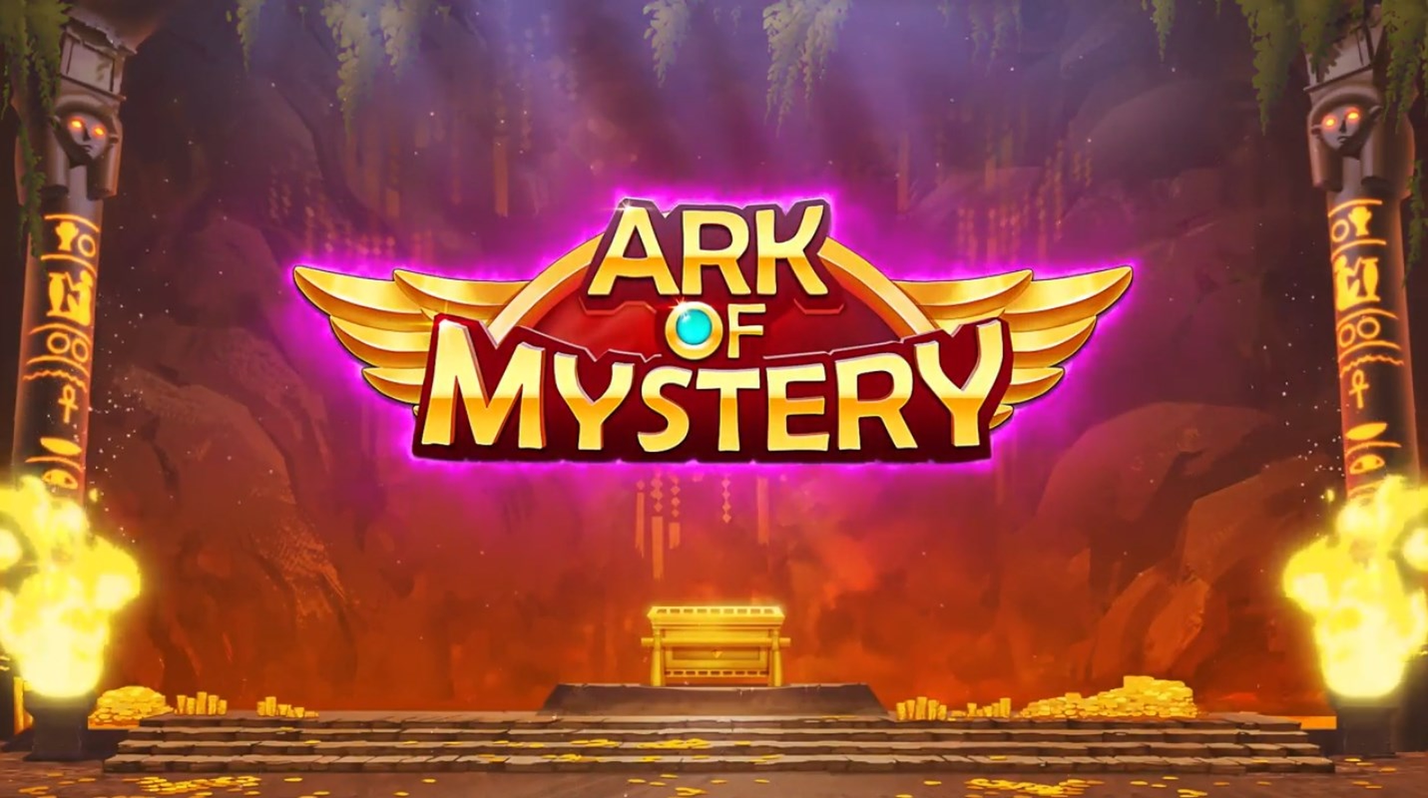 The Ark Of Mystery Online Slot Demo Game by Quickspin