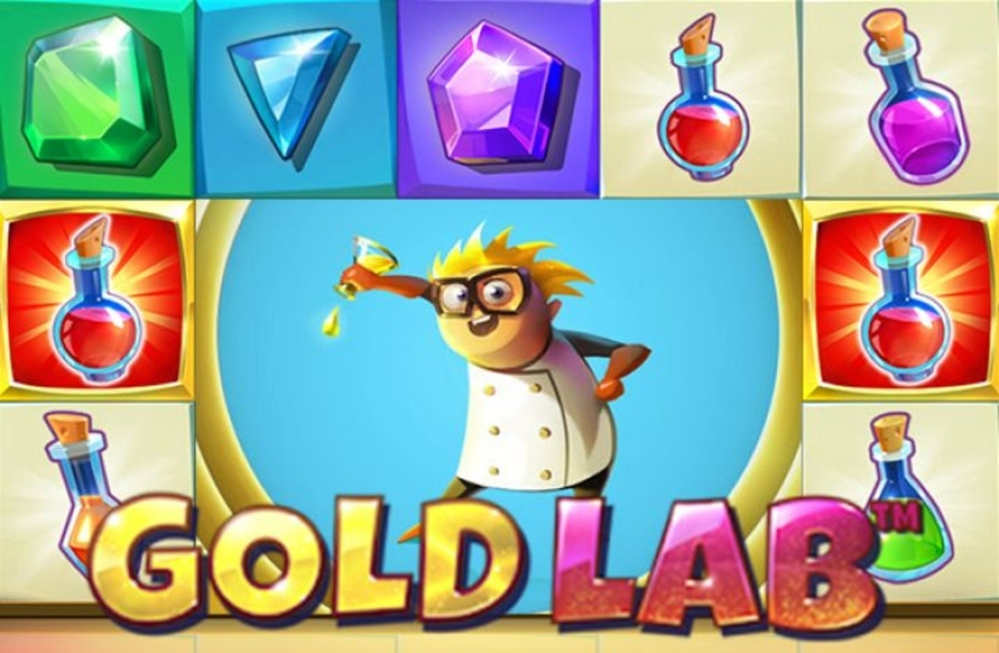 The Gold Lab Online Slot Demo Game by Quickspin