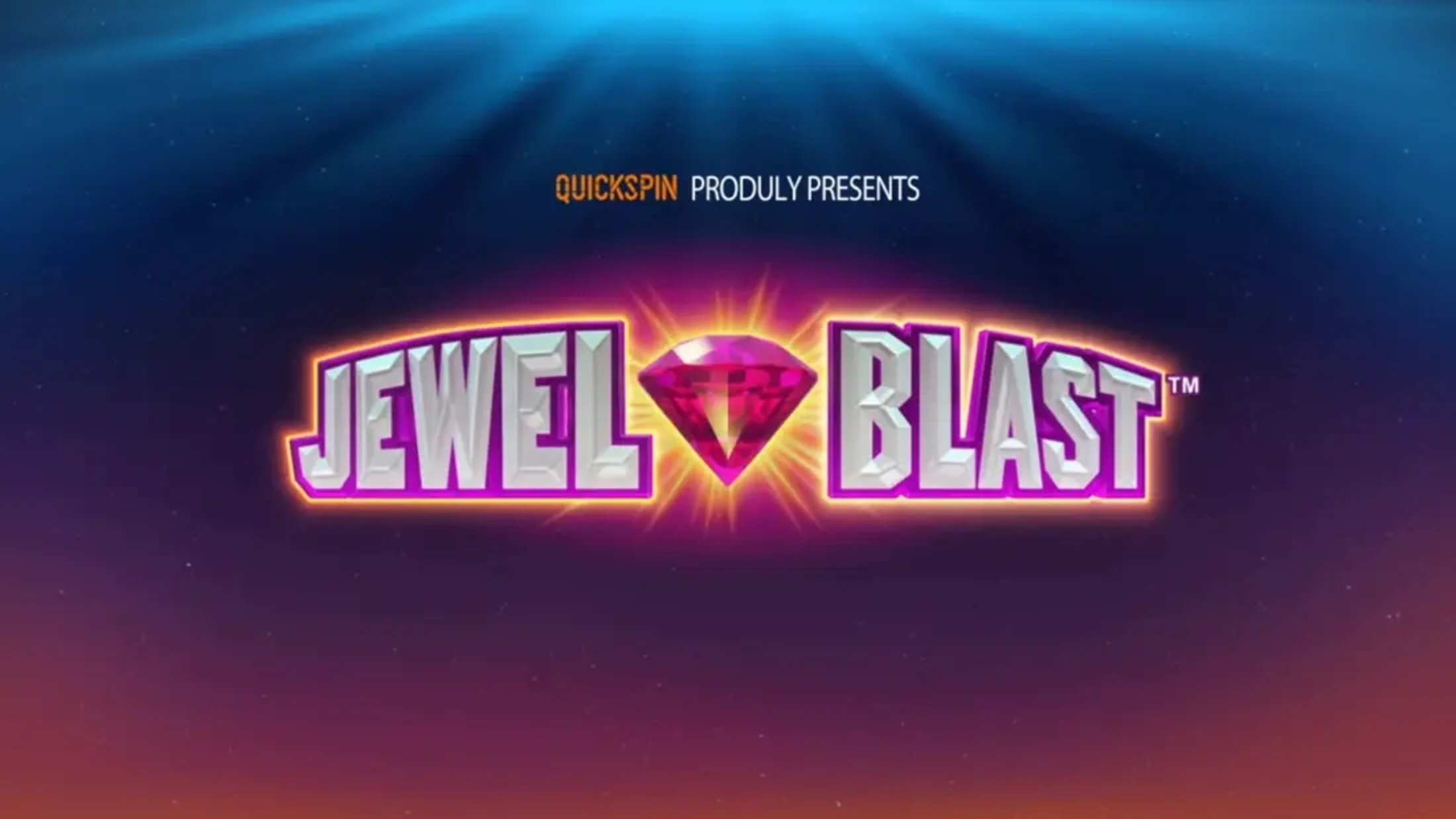 The Jewel Blast Online Slot Demo Game by Quickspin
