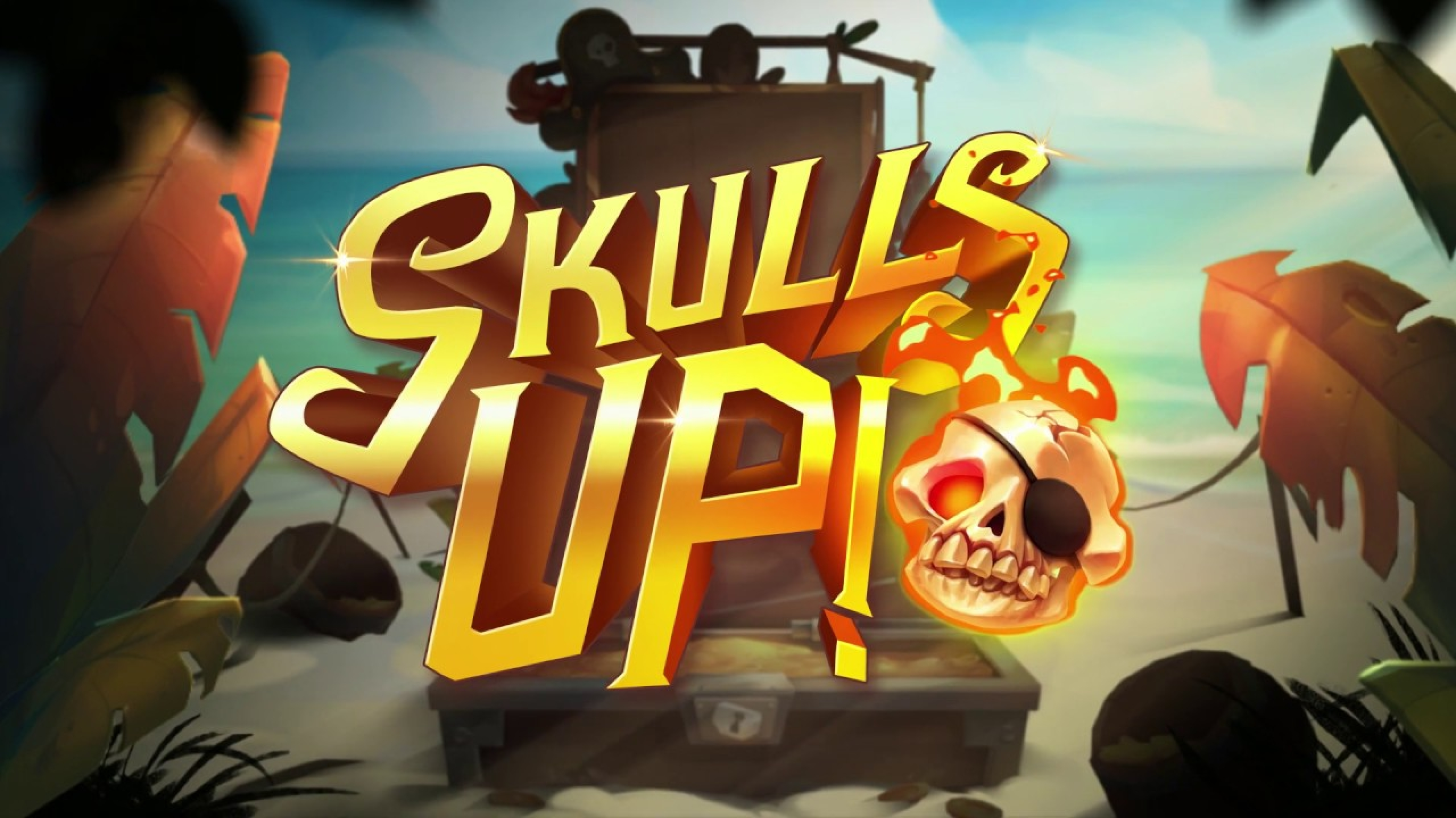 The Skulls UP! Online Slot Demo Game by Quickspin